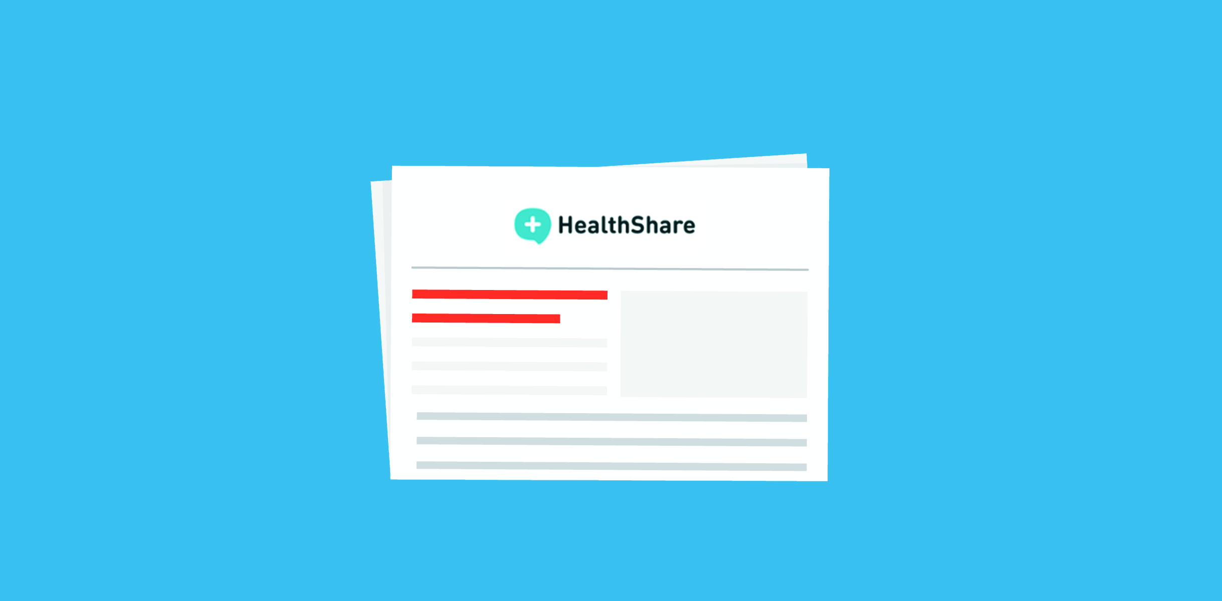 Social media website, HealthShare, launches