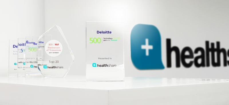 HealthShare ranks for 4th consecutive year in Deloitte Tecnology Fast 500™